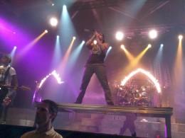 Avenged Sevenfold concert I attended