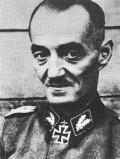 German SS Penal Regiment Commander