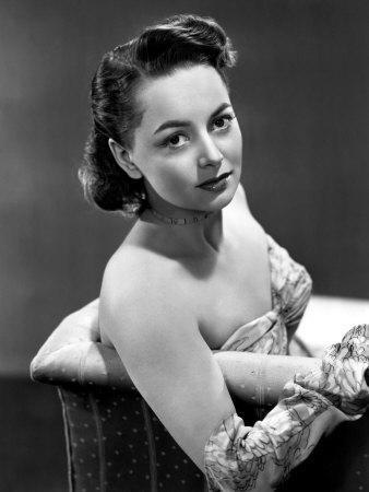 Olivia in 1946