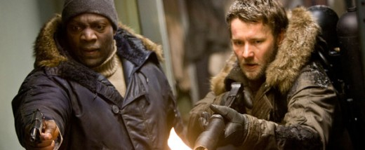 Adewale Akinnuoye-Agbaje as Derek and Joel Edgerton as Sam Carter