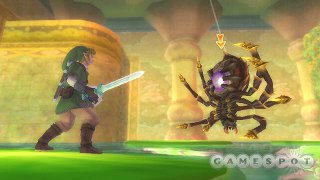 Legend of Zelda: Skyward Sword. Nintendo.