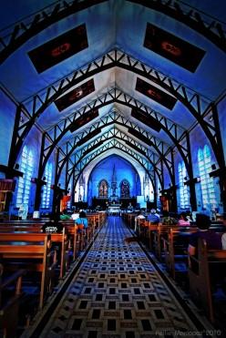 Church in Palawan