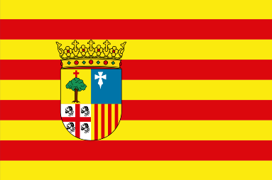 The Flag of Aragon