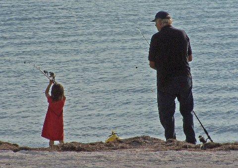 Fishing with Grandpa, Photo by Kathy (kthypryn), CC BY 2.0, flickr.com/photos/44603071@N00/2085304575