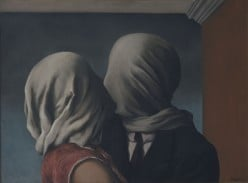 The Lover's Twisted Tale: Rene Magritte