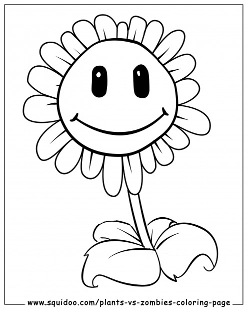 vs zombies colvocal u Colouring Pages