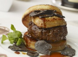 World's Most Expensive Burger: FleurBurger 5000