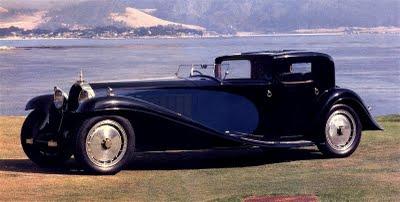 Bugati Royale Kellner Coupe