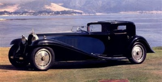 Bugati Royale Kellner Coupe