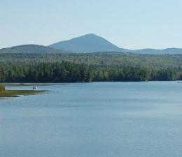 Mount Blue, Maine.