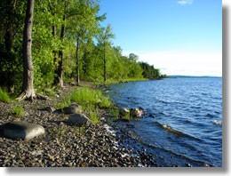 Burton Island State Park, Vermont.