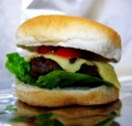 My BEST CHEESEBURGER! Ever! - A memory of a child's stop at a Roadhouse restaurant.
