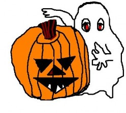 When Halloween Gets Spooky