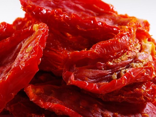 Yummy!!! Sun-dried tomatoes