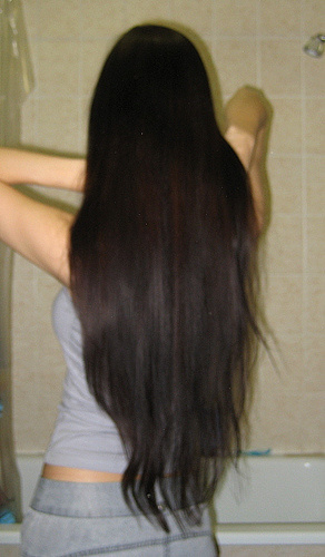 Get this long, shiny and healthy hair with the right hair care tips for long hair.