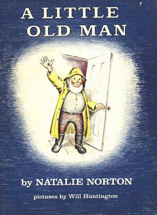 A little Old Man, a book i've been searching for, for years!