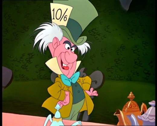 October 6th- Mad Hatter Day