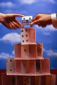 "My Business Was Built on a ""House of Cards"""