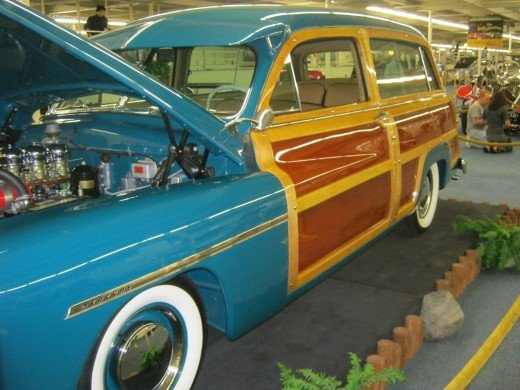 """Remember """"wood"""" sides on vehicles?"""