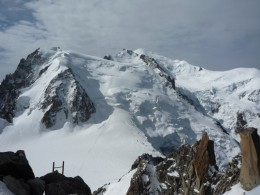 Photo of Mont Blanc.
