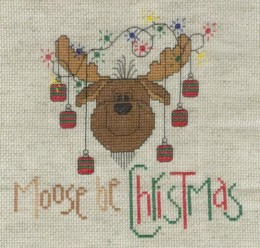 Cross-stitches Can Be Made Into Good Gifts as Well As to say Personal Christmas Greetings