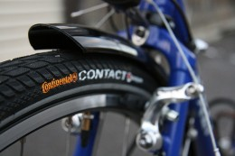 Mudguards provide protection for you and other cyclists from mud and water