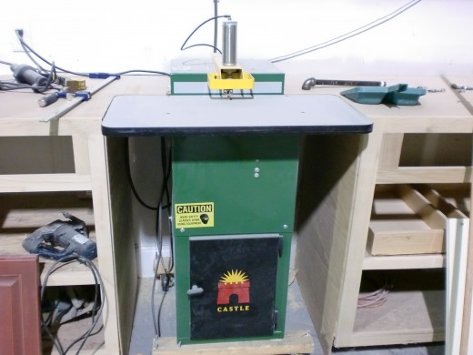 Castle Pocket Screw Machine
