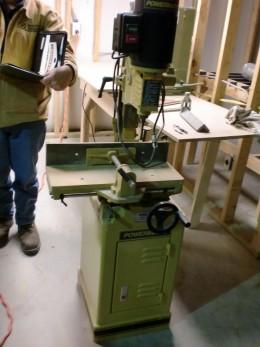 Power Matic Vertical Boring Machine
