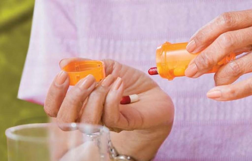 The most common conditions requiring prescription medication