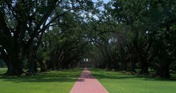 Oak Alley Plantation - History of A 19th Century Haunting - Vacherie, Louisiana