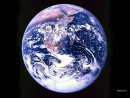 This shot of the earth has nothing to do with this Hub....or does it.  Anyway, what's a Hub without a picture or three?
