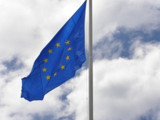 European Union flag is still waving - but for how long, and will Serbia find its star in the European Circle of Stars on the flag.