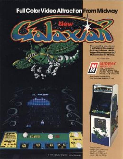 Galaxian Machine