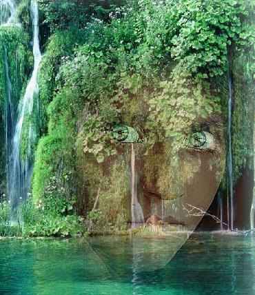 Waterfall Eyes