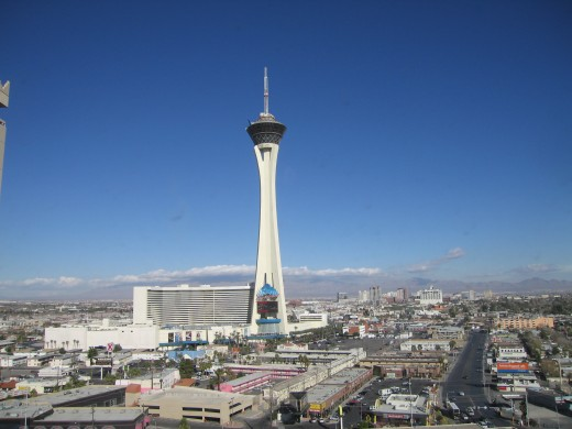 "The ""Stratosphere"" where some people have reportedly jumped to their deaths."