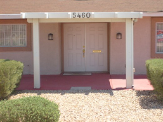 Shannon Day Realty which is located at what used to be the home of entertainer Redd Foxx.