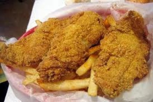 CATFISH has been very-loyal to me over the years. Always dedicated to meeting my dining needs either in fillet or fried, 'she' is a true food 'love' in my life.