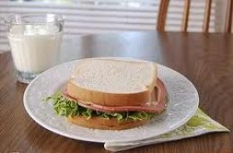BOLOGNA SANDWICHES make great company for me any night of the week. And 'she's' not the jealous type.