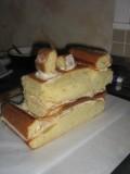 Thomas the Tank Engine Birthday Cake - a step by step tutorial