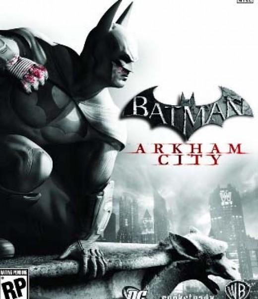 Batman Arkham City Walkthrough Begins.