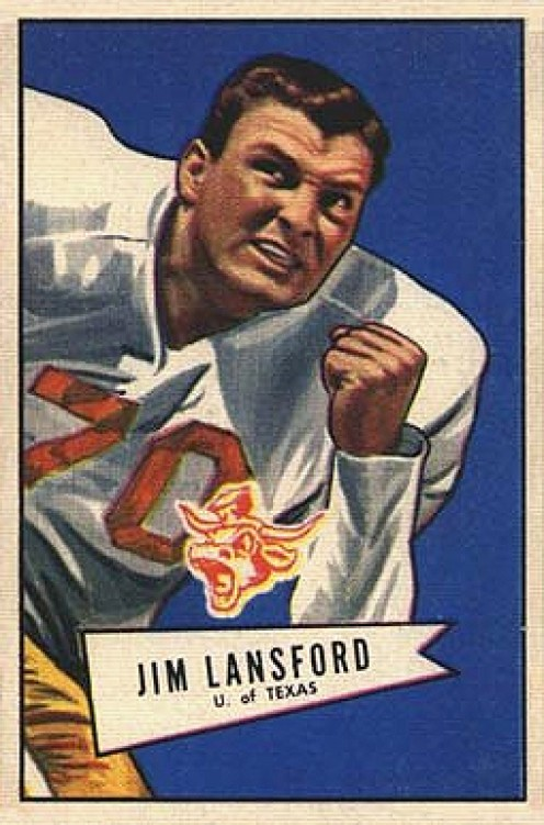 Jim Lansford is a very desired
