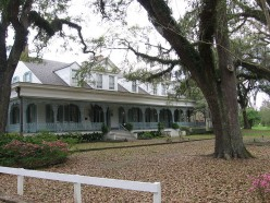 The Haunting of the Myrtles Plantation Home in St. Francisville, Louisiana
