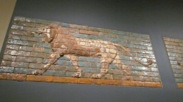 Pieces of the original wall that Daniel and his three companion Hananiah, Mishael and Azariah possibly viewed while in Babylon during their captivity.