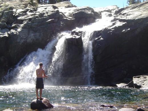 A yosemite hiking and camping experience 5 summer nights for Virginia lakes fishing