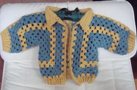 BROWN CROCHET SWEATER ? Crochet For Beginners
