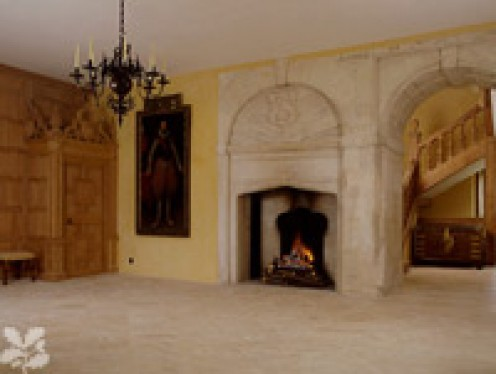 The Entrance Hall