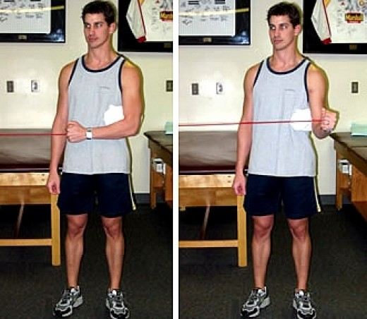 Towel Exercise Shoulder: Rotator Cuff Tendinitis Exercises To Relieve Shoulder Pain