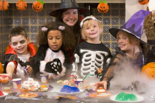 Halloween - The Essence of Cooking