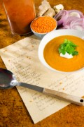 Simple but Brain-Healthy          Lentil Soup