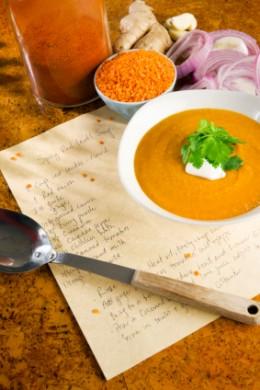 Simple but Brain-Healthy          Lentil Soup